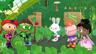 Super WHY! Full Episodes English ✳️ Peter Rabbit ✳️  S01E43 (HD)