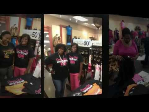 Ashley Stewart & Curvy Girls Workout Too with Nicole Hayden