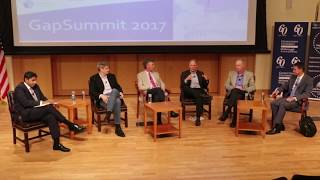 GapSummit 2017 Panel: Beyond Education - Success in the 21st Century Life Science Industry