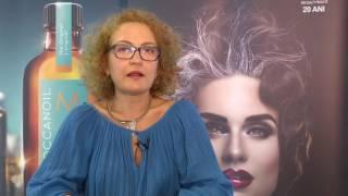 Lora s-a transformat in Maleficent pentru Top Beauty Trade Show 2016