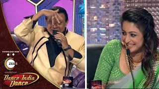 Dance India Dance Season 4  February 16, 2014 - Funny Moments