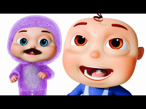 Johny Johny Yes Papa Collection Popular Nursery Rhymes Videogyan 3D Rhymes