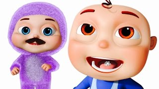 Johny Johny Yes Papa Collection | Popular Nursery Rhymes | Videogyan 3D Rhymes