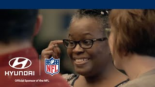 Hope Detector | Hyundai NFL Super Bowl LII