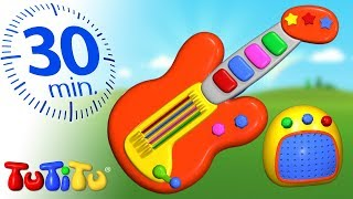 TuTiTu Specials | Guitar | Best Kids Toys | 30 Minutes Special