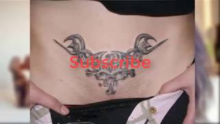 vagina tattoes that every girl must have ,,, Tatto Di Vagina