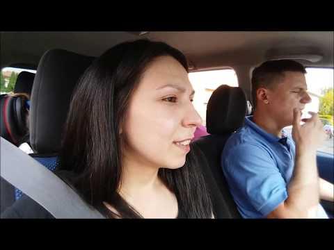 Vlog 27.08.2017 - Prima plimbare cu toată familia