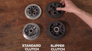 The Motorcycle Slipper Clutch: How They Work and Why They're Awesome   MC GARAGE
