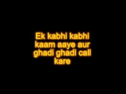Xxx Mp4 Har Ek Friend Zaroori Hota Hai Lyrics Mp3 Downlad Link HD 3gp Sex