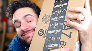 Unboxing d'une caméra! :O