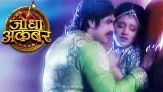 Jodha and Akbar LOVE MAKING SCENE Filmy Style Jodha Akbar 10th April 2014 FULL EPISODE