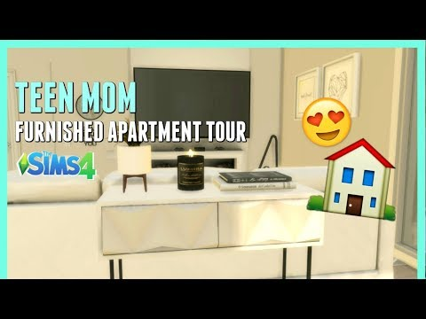 Xxx Mp4 My First Furnished Apartment Tour Teen Mom Edition A Sims 4 Series 3gp Sex
