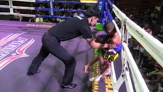 Afhan Sinbi Muay Thai, fights at Rawai Boxing Stadium.