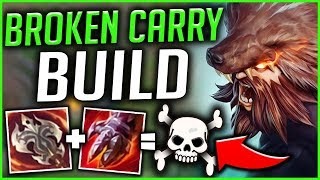 BEST UDYR BUILD TO SOLO CARRY EVERY GAME IN SEASON 9! (WIN AT 3 ITEMS!) - League of Legends