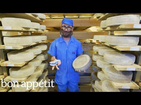 Inside the Cheese Aging Caves 30 Feet Under Brooklyn I Got a Guy Bon Appétit