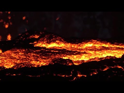New fissures bursting with lava remind Big Island of volcano s menace