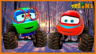New Animation Cartoons about Cars ✬ Best Cartoon Movie For Kids 2016 Part 7 ✔