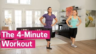 The 4 Minute Workout