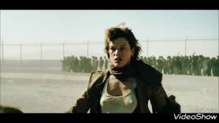 Resident evil : Trailers 1,2,3,4,5,6 The Final Chapter