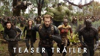Vengadores: Infinity War de Marvel | Teaser Tráiler Oficial en español | HD
