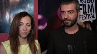 When Derin Falls (Derin düşün-ce) - East End Film Festival - Çagatay Tosun Interview