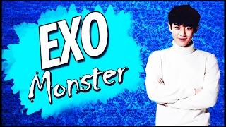 """EXO (엑소) em PORTUGUÊS: """"Monster"""""""
