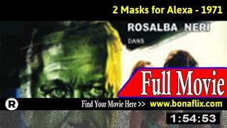 Watch: Two Males for Alexa (1971) Full Movie Online