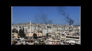Russia launches massive airstrike on Idlib