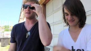 A Couple Questions with Jared Monaco and Pat Kirch of the Maine