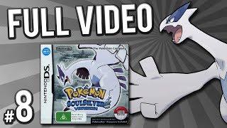 Pokemon Soul Silver Randomizer Nuzlocke - Full Video | PART 8