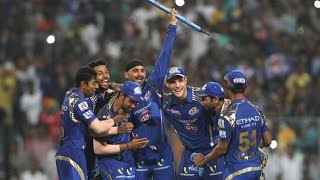 Pepsi IPL Final 2015: MI beat CSK to win 2nd IPL title