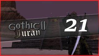 21#Gothic II NK: Juran PL - OSTATNIA GŁOWA I OGNISTY SMOK!