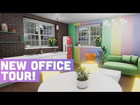 Xxx Mp4 MY NEW OFFICE TOUR House Flipper Ep10 3gp Sex