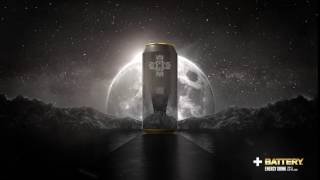 Battery Energy Drink - Limited Edition - Moon