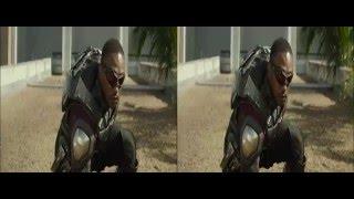 Captain America  Civil War   Trailor 3D(cross view)