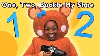 One, Two, Buckle My Shoe and More | Funny Counting Video | Baby Songs from Mother Goose Club!