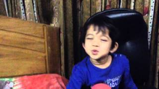kids song   ''Amito Preme porini bachelor by baby Arshiya''