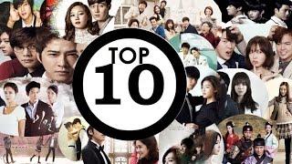 10 Most Popular Korean Drama on 2015