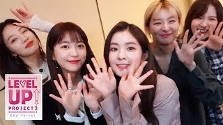 """[ENG SUB] Red Velvet's LEVEL UP Project 3 Live Fanmeeting """"We miss you so much"""" 