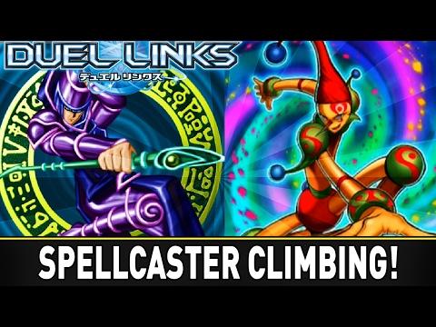 Spellcaster Climbing - Ranked GamePlay!   YuGiOh Duel Links Mobile w/ ShadyPenguinn