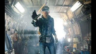 Ready Player One: Behind the VFX - BBC Click