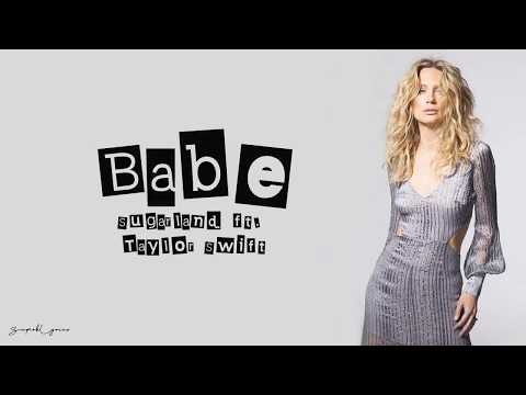 Sugarland - Babe ft. Taylor Swift (Lyrics)