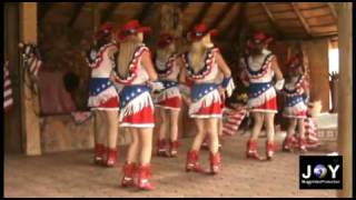 Rodeo Girls: Say Hello (Line Dance)
