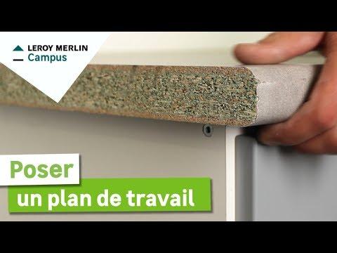 Comment poser du carrelage de sol leroy merlin vidoemo - Leroy merlin decoupe plan de travail ...