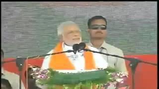 Live: Narendra Modi Rally in Nanded, Maharashtra