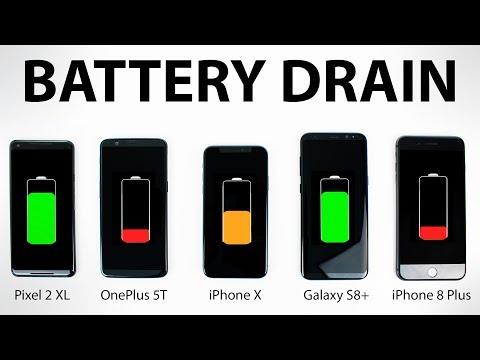 Xxx Mp4 Google Pixel 2 Vs IPhone X Vs OnePlus 5T Vs Galaxy S8 BATTERY DRAIN Test 3gp Sex