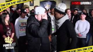 Big T vs EL Karbise (PunchOutBattles Underground)
