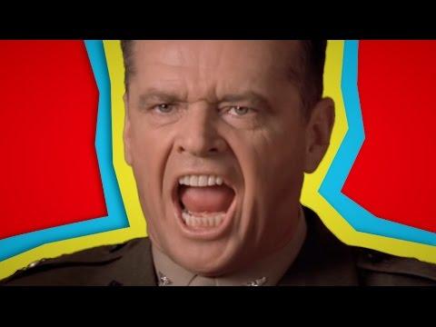 Jack Nicholson The Art Of Anger