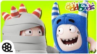 Cartoon | Oddbods In An EMERGENCY | Funny Cartoons For Kids