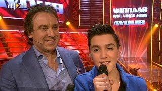 Ayoub: Ik kan het nog steeds niet geloven - RTL LATE NIGHT